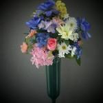 small summer vase