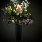 spring bouquet vase large