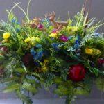 custom.autumn.deer with flowers