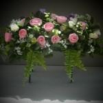 summer saddle spray roses 002